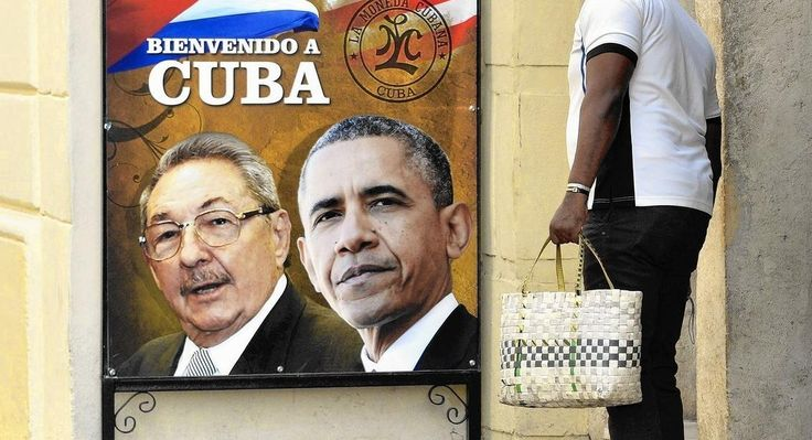 Obama's Cuba visit to augur a 'new beginning' between nations
