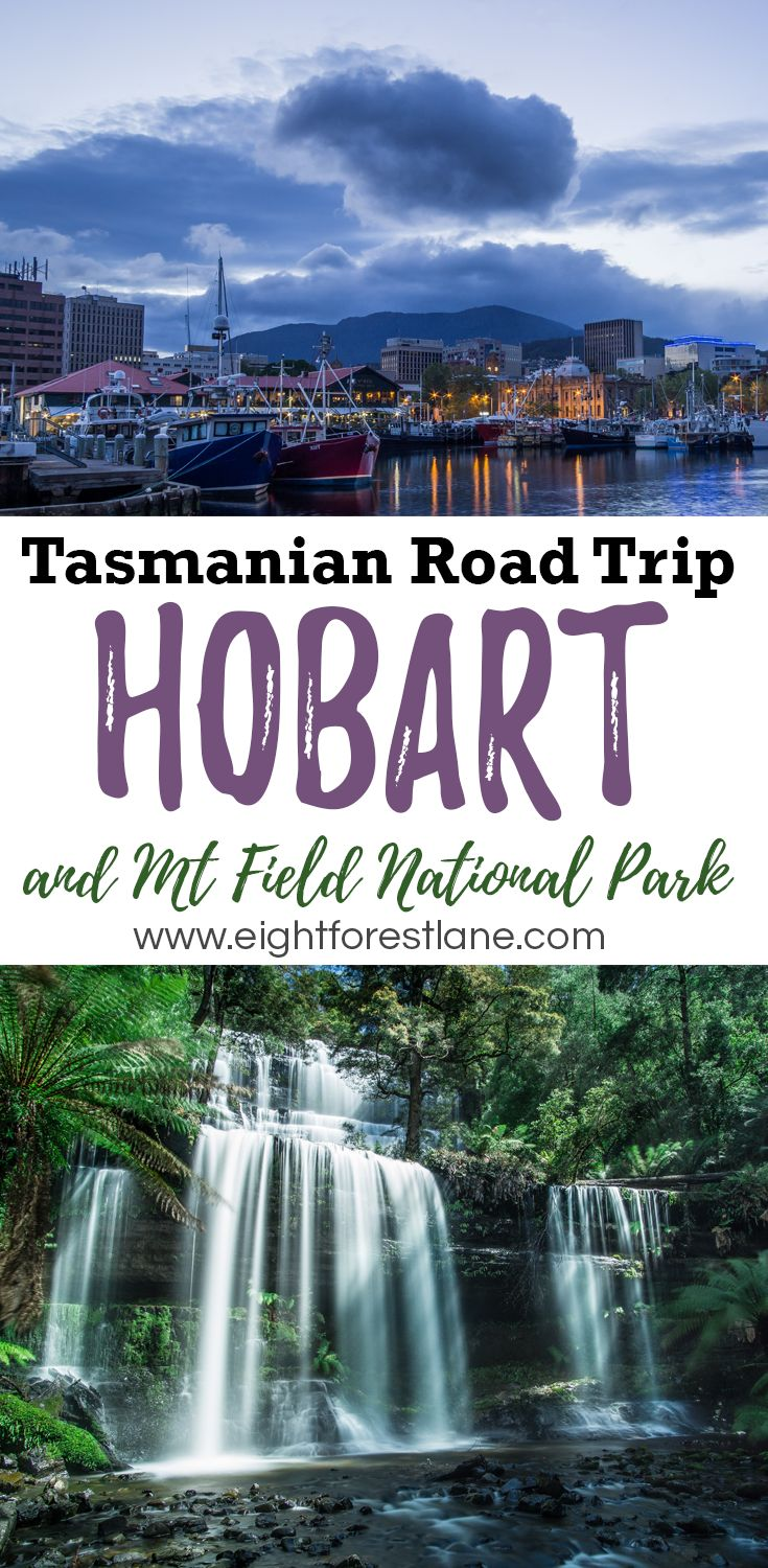 Things to do in Hobart - Tasmania Road Trip Itinerary