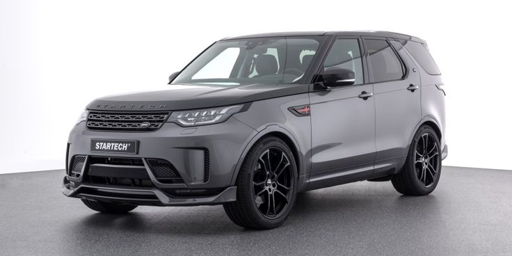 Land Rover Discovery 5 - STARTECH Refinement