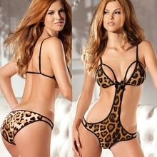 Very hot sexy mature teddy lingerie leopard sexy underwear for female Best Seller follow this link http://shopingayo.space
