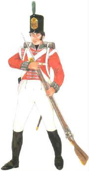 Corporal, NSW Corps. The Loyal Association were issued with a similar uniform.  Private Joseph Baylis became a Corporal about 1810.