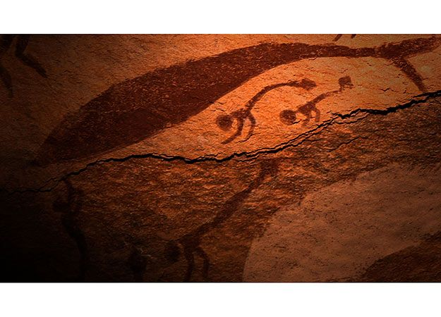 Animal Planet: Mermaids: The Body Found. Coolest show ever.: Drawings Of Mermaids, Mermaid Cave, Art, Caves, Merfolk, Photo, Egyptian Mermaid Paintings Jpg, Animal