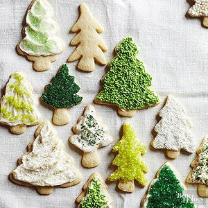 Decorating cookies is a must during the Christmas season. This sugar cookie recipe is a classic that can be passed down through generations./