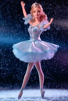 Snowflake in the Nutcracker - Children's Barbie Dolls - View Princess Dolls, Ballerina Dolls & Disney Barbie | Barbie Collector