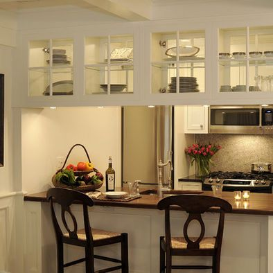 Kitchen Kitchen Pass Through Design Pictures Remodel Decor And Ideas Page 33