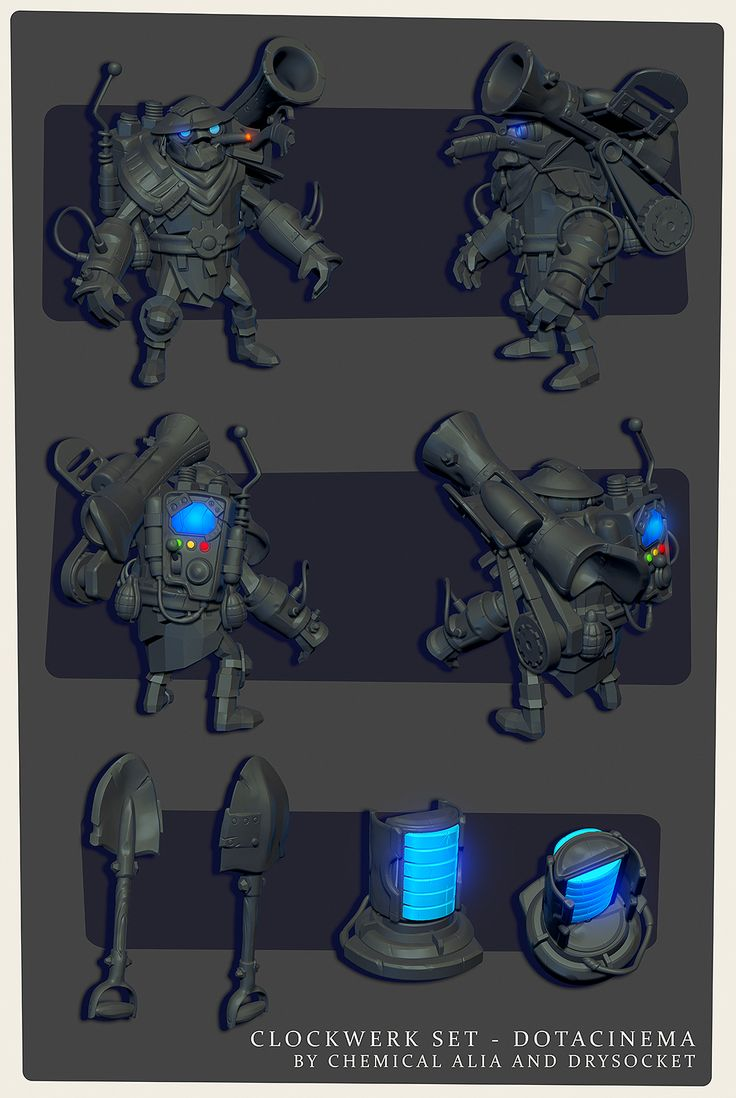 Dota 2 - Workshop Thread - Page 613 - Polycount Forum