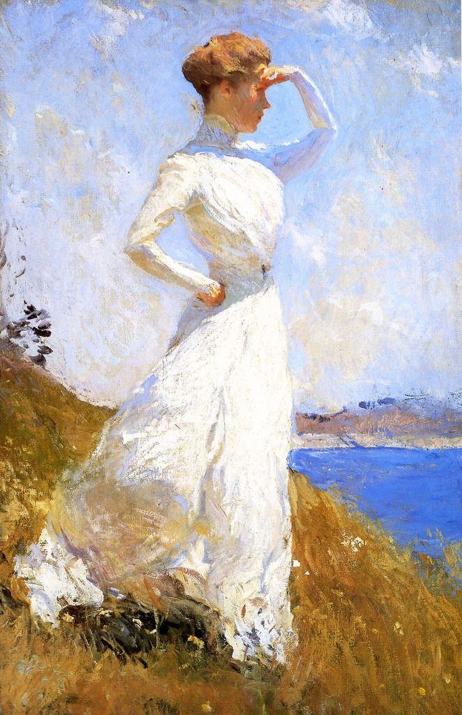 Sunlight (1909) by Frank Benson