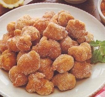 Ricette › Dolci e Dessert › Frittelle di uvetta - ricette cegliencucina.com