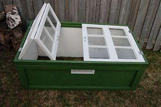 that is a cool idea for a miniature green house!!