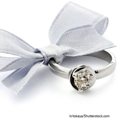 Tradition der Verlobung