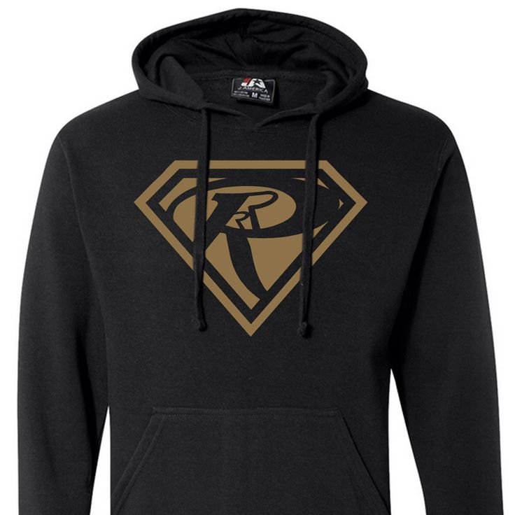 Ronda Rousey - Super Rowdy - And Still Hoodie