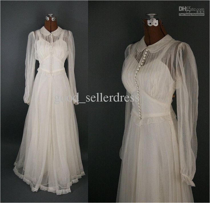 Wholesale Corset And Tulle Wedding Dresses With Sleeves Retro Monarch Plus Size Long Sleeve