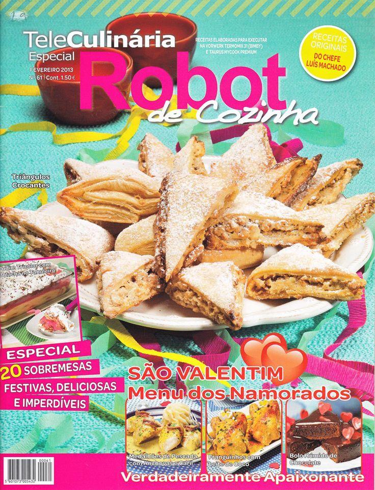 TeleCulinária Robot de Cozinha Nº 61 - Fevereiro 2013
