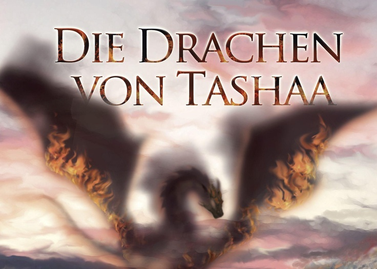 """""""Die Drachen von Tashaa"""" is a series of extraordinary fantasy novels. They are a must-buy for everyone who is intrigued by sophisticated dragon tales."""