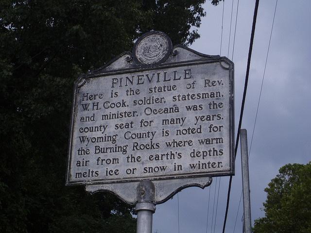 Pineville, West Virginia.