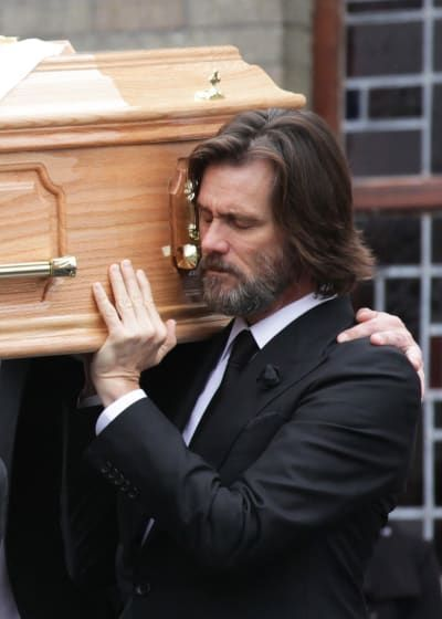 Jim Carrey: Cathriona White Wrongful Death Suit Dismissed
