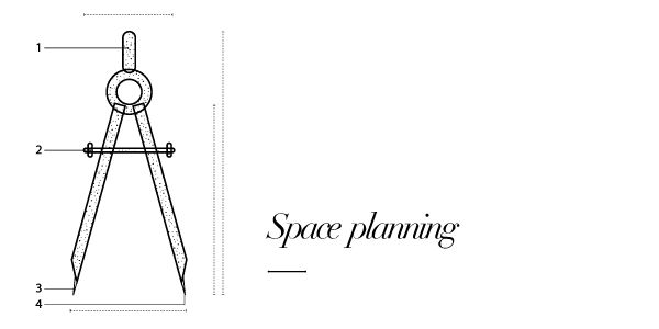 Aidan Bennetts | Services | Space Planning