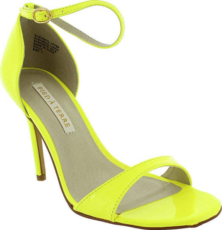 Pied A Terre DOLLY in Lime