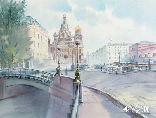 Акварельный Петербург. Обсуждение на LiveInternet - Российский Сервис Онлайн-Дневников