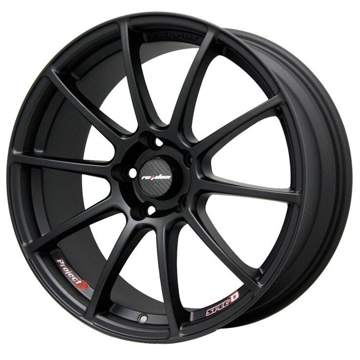 LENSO SPEC B MATT BLACK alloy wheels with stunning look for 4 studd wheels in MATT BLACK finish with 17 inch rim size