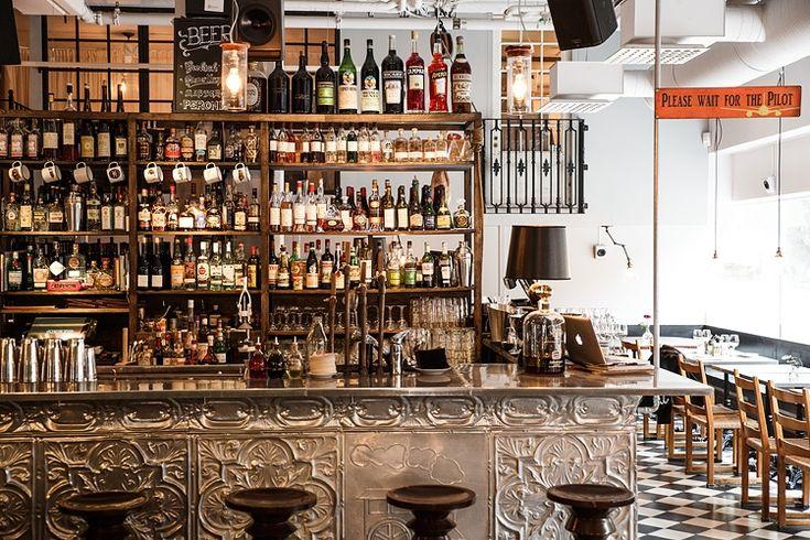 Linje Tio – Restaurang, Bar – Hornstull/Södermalm, Stockholm – Thatsup
