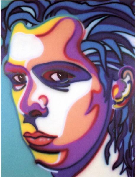 Nick Cave - Howard Arkley
