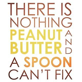 Where are our peanut butter lovers?!? #humor #peanutbutter