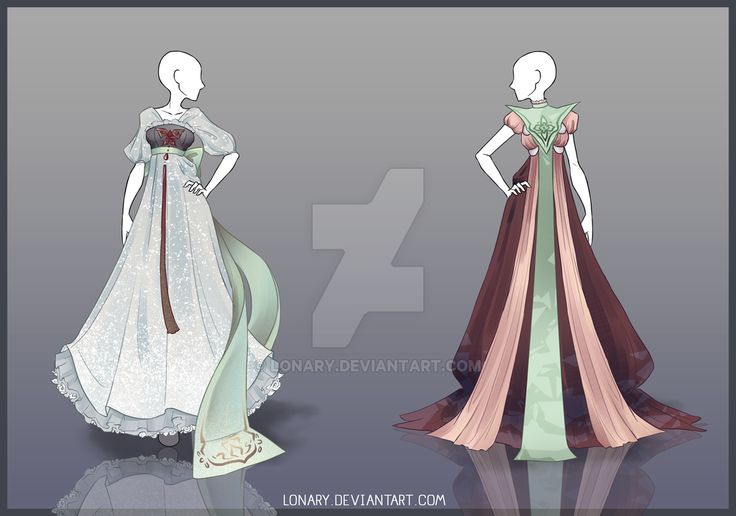 [Open] Design adopt_61-62 by Lonary.deviantart.com on @DeviantArt