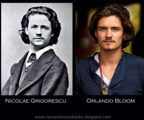 Time-Traveling Celebrities...or maybe they're vampires.