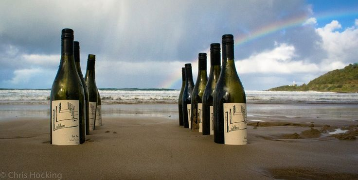Lisdillon #wine on the beach at #WyeRiver on #TheGreatOceanRoad
