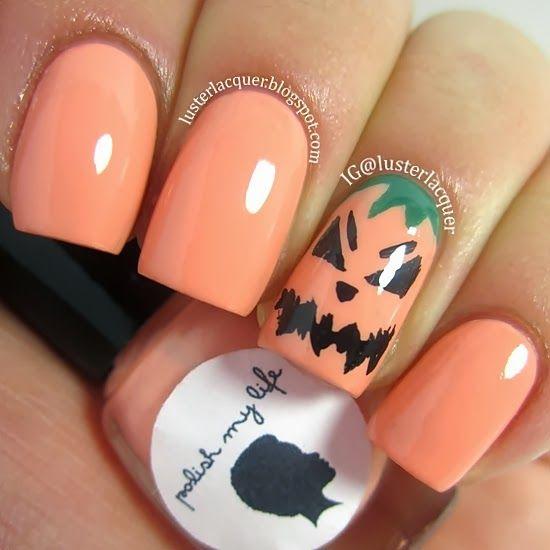 Halloween Nail Polish Designs: Best 25+ Cute Halloween Nails Ideas On Pinterest