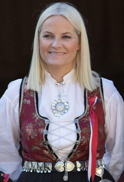 Norwegian Royals Celebrates Norway National Day 2016