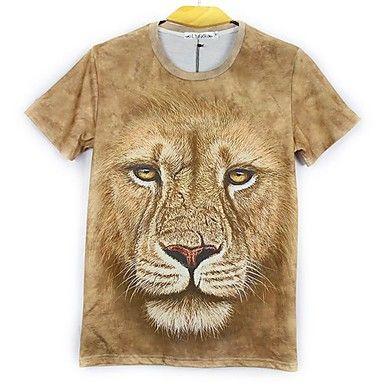dos homens extras todos os prints jogo 3d ocasional t-shirt – BRL R$ 35,66