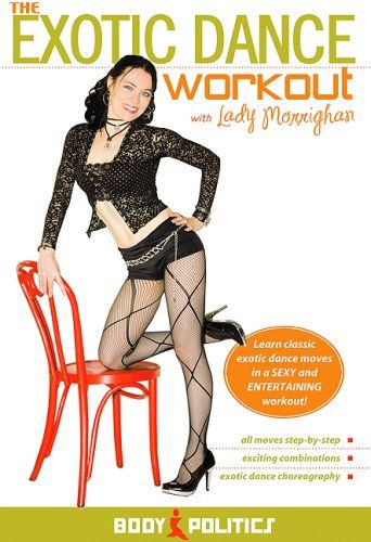 The Exotic Dance Workout: Exotic dance fitness workout, Exotic dance instruction and class STRATOSTREAM