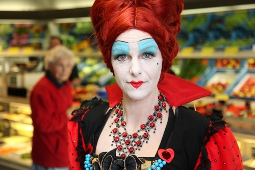 De Rode Koningin TeamMDG - Fotografie: Andras Fictoor van TeamMDG