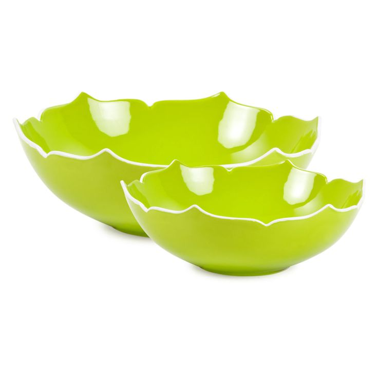 funky bowls