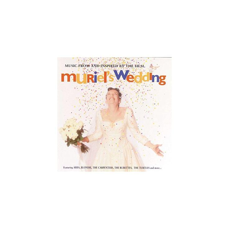 Muriel's Wedding & O.S.T. - Muriel's Wedding / O.S.T. (CD)