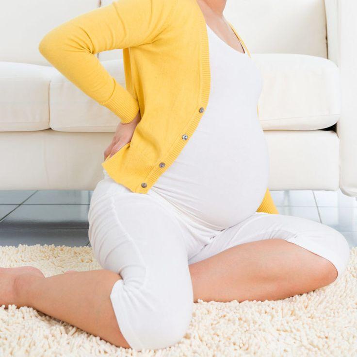 Wehen aushalten: 7 Übungen für eine gute Geburt | Sewing