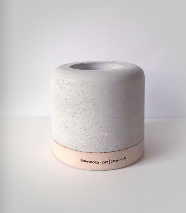 JUN Speaker ver.1 on Industrial Design Served