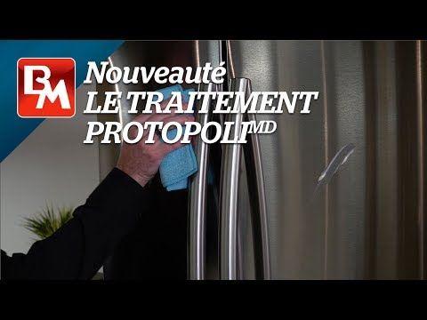 Nouveauté 09 - Le traitement ProtopoliMD #Nettoyage #Acierinoxydable #Cuisine #Conseil #Astuce #Cleaning #Stainless #Kitchen #Tips