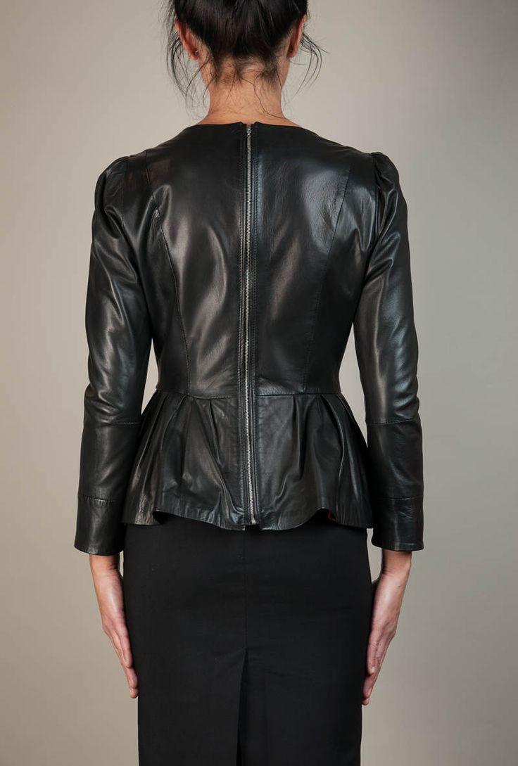 kurtki skórzane,płaszcze ze skóry i kożuchy damskie-Sklep