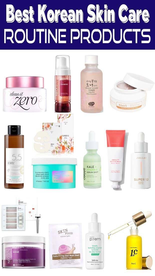 Korean Skin Care Routine With American Products Korean Skincare Routine Korean Skincare Natural Skin Care Routine