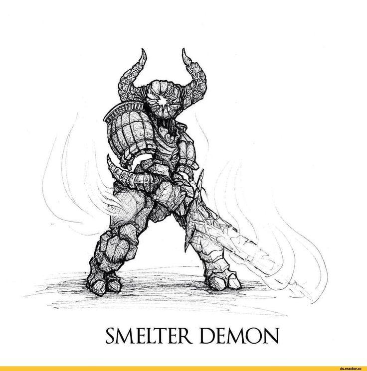 Dark Souls,фэндомы,длиннопост,Demon's souls,dirty colossus
