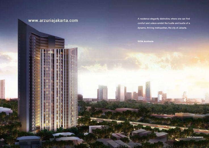 Arzuria Jakarta - Luxury Apartment in Jakarta