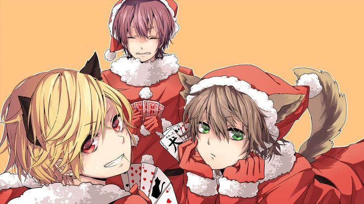 コゲ犬 (kogeinu) vip店長 (VipTenchou) 96猫 (KuroNeko) Christmas