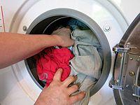 Wäsche stinkt riecht muffig nach dem Waschen