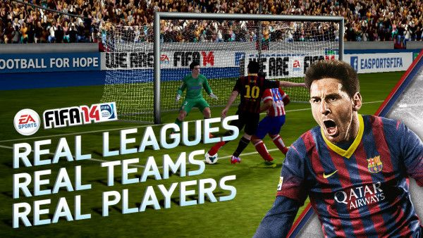 Download FIFA 14 For iOS For Free From App Store -  [Click on Image Or Source on Top to See Full News]