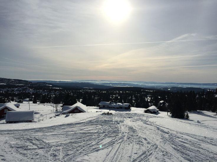 Sjusjøen, Norway