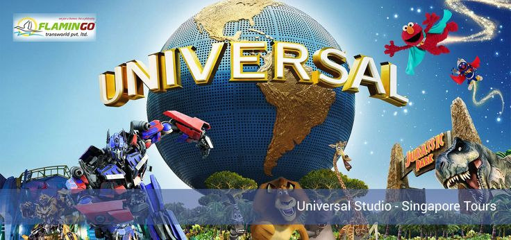 Book Universal Studio Singapore Tours with our Singapore Tour Packages at Flamingo Transworld.