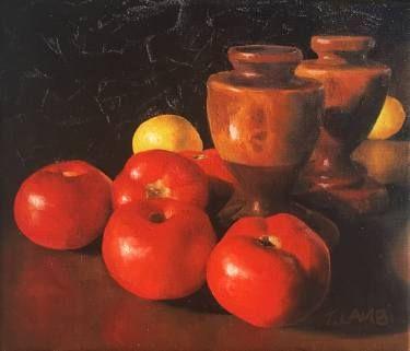 """Saatchi Art Artist Trisha Lambi; Painting, """"Outsiders"""" #art"""